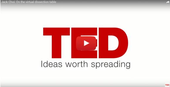 Anatomage TED Talk - Jack Choi